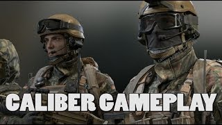 Caliber NEW gameplay (Wargaming)