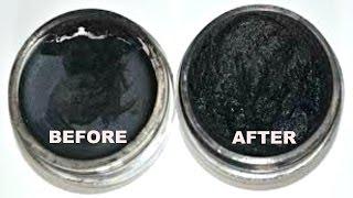 Dry Gel Liner Hacks | How To Fix Dry Gel Eye Liner | Two Easy Ways To Get Rid Of Dry Gel Liner