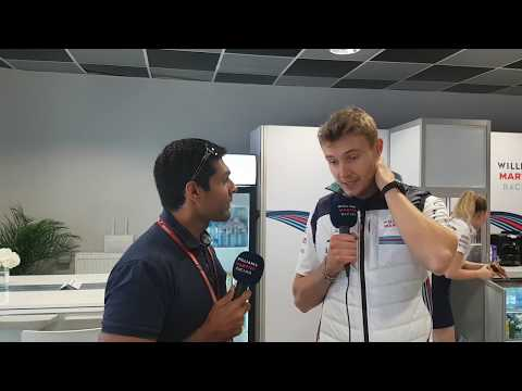 A special edition of Williams TV on race day in Russia as Sergey prepares for his home race