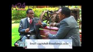 Capital Talk PLO Lumbumba Part 2