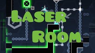 Geometry Dash! [Medium Demon] Laser Room! by Nature!