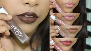 Dose Of Colors | Lipswatches | Jess Dojoy | #thepaintedlipsproject