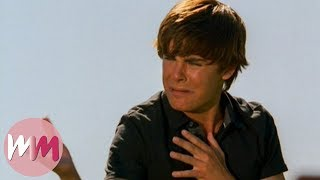 Top 10 Troy Bolton Moments