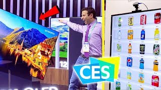 The Best Products I Saw at CES 2020 (EXCLUSIVE FOOTAGE!)