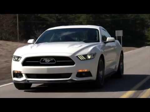 2015 Ford Mustang 50th Anniversary Edition Fahrbericht | AutoMotoTV Deutsch