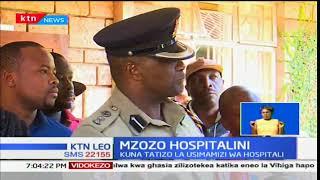 Mavutano yashuhudiwa katika hospitali ya St Mary's kutoka kwa wafanyikazi wapya na wa kale
