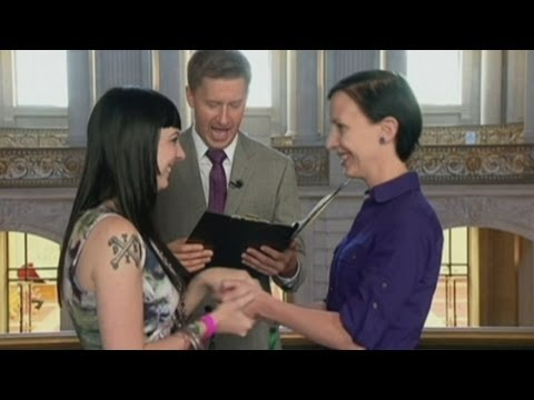 Gay Marriage -