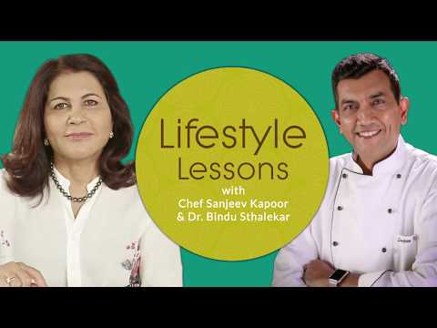Lifestyle Lessons With Chef Sanjeev Kapoor & Dr. Bindu Sthalekar | About Hair