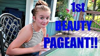 TEENAGE GIRLS FIRST BEAUTY PAGEANT!!