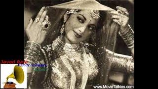 SURAIYYA-Film-CHAR DIN:1949-Arey Qismat Ki Baat Hai-[ H