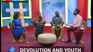 Devolution and Youth: Are young people involved in county-level decision making?