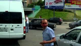 Драка на дороге Рязань