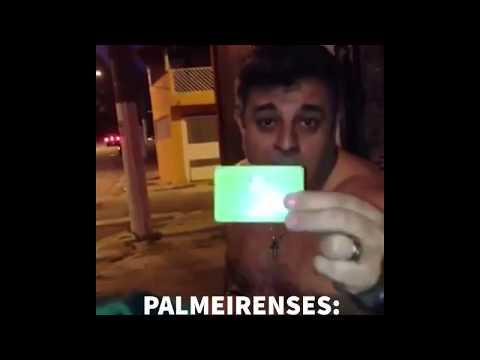 Palmeirenses: como não rir?