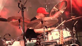 GERGO BORLAI 2006 Drum Solo  -  CHARLIE concert 2016