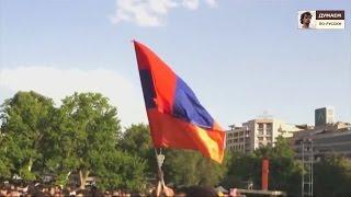 Армянский Майдан: США ведут Армению к госперевороту