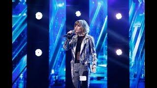 """Loren Allred    """"Never Enough"""". Vezi Cum Cântă Spela Jezovsek, La """"X Factor""""!"""