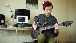 Ryan Siew - Pro Tone Dead Horse OD Pedal Demo