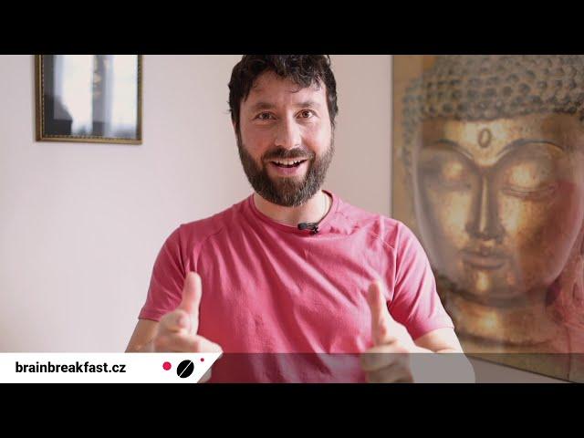Pozvánka na Brain&Breakfast 18.3.2021: Pavel Moric - Umění žít
