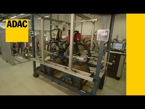 Test Trekking Fahrräder I ADAC