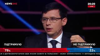 Мураев: наш президент тянет Украину в то, что доживает последние дни