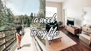 A Typical Week In My Life Vlog