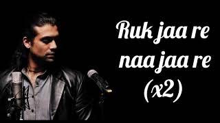 Bandeyaa Lyrics | Jazbaa | Jubin Nautiyal | Sanjay   - YouTube