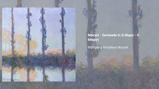 Serenade no. 13 'A little night music', K. 525