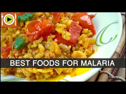 Video How to Get Rid of Malaria | Foods & Healthy Recipes