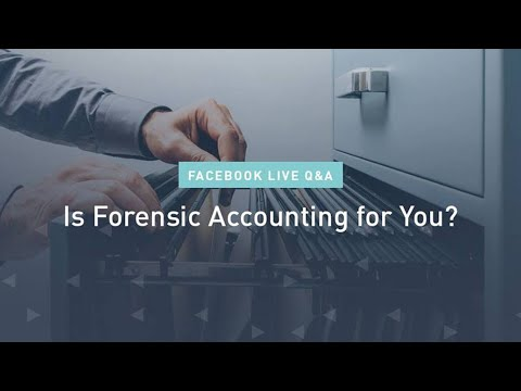Pursuing a Career in Forensic Accounting - Q&A - YouTube