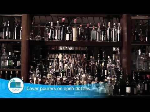 Customer Prep Instructions: Bar Area