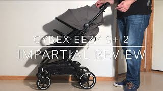 Cybex Eezy S Plus 2, An Impartial Review: Mechanics, Comfort, Use