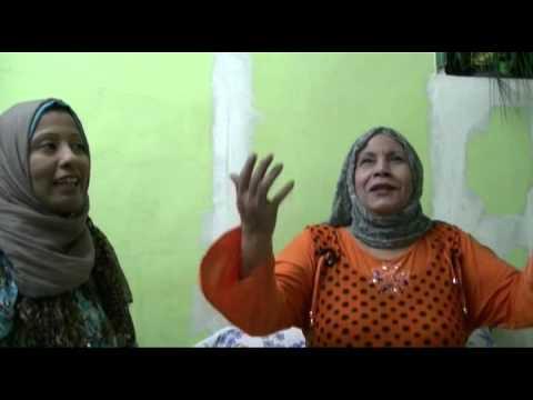 Khairiyya Mazen Interview Part 2of 6 - Luxor,  August 2015 with Yasmina Ramzy