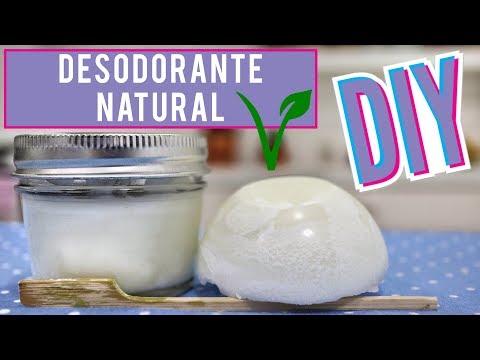 Tu Propio Desodorante Natural Casero y Libre De Químicos