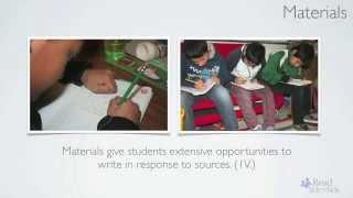 Units of Study: CIA ELA Lessons