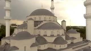 Красивый мечеть  В Кыргызстане