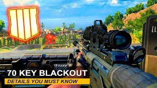 The 70 BLACKOUT Battle Royale Things You Must Know Before You Play (COD BO4 Battle Royale)