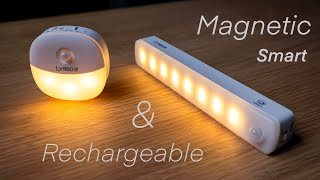 Smart night lights 2021 with unbelievable battery life