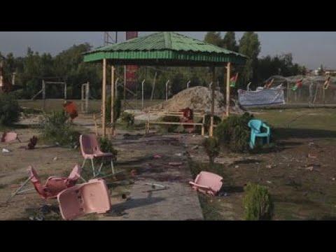 Al menos ocho muertos y 45 heridos por artefactos en partido de críquet en Afganistán