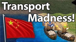 Transport Madness! Expert 2v2! Fat Dragon, Tim, Yo, and Lyx!