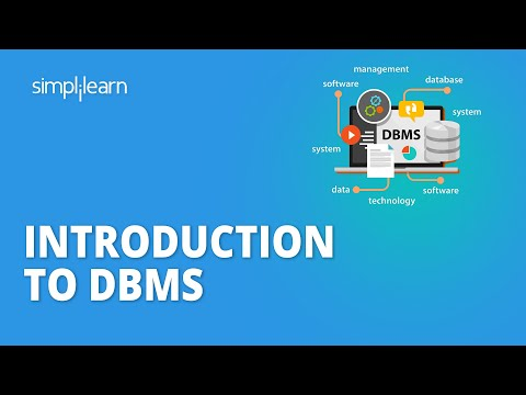 Introduction To DBMS - Database Management System   What Is ...