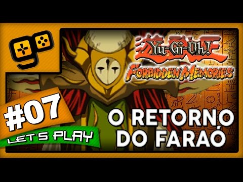 Yu-Gi-Oh! Forbidden Memories Walkthrough - Yu-Gi-Oh Forbidden