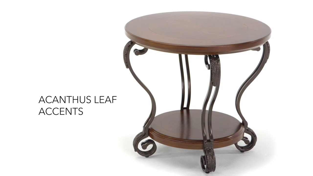 Nestor End Table From Ashley T517 6 Coleman Furniture