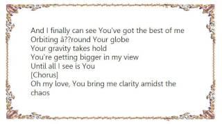 Daily Planet - Everything Revolves Around You Lyrics