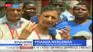 Msaada Nyalenda: Jamii ya wahindi yatoa msaada Nyalenda