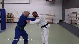 35 Uchi-Mata variations in 4 minutes