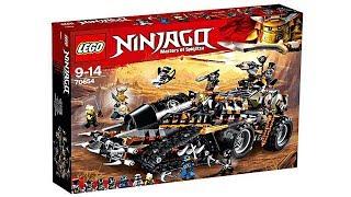 LEGO Ninjago 2018 Summer sets pictures!