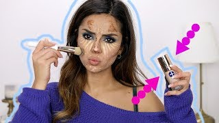 NEUHEIT! 12 Stunden NIVEA Pro Foundation Test ! I TOP oder FLOP ?!  Tamtam Beauty