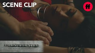 Shadowhunters | Season 2, Episode 4: Izzy Gets Possessed | Freeform