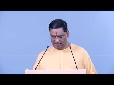 हिन्दू राष्ट्र-स्थापना की मूलभूत संकल्पना एवं कार्य की दिशा - श्री. रमेश शिंदे
