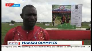 Maasai Olympics conducted to create awareness on wildlife conservation